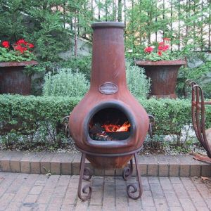 Chiminea - Classic by Aussie Heatwave Outdoor Fireplaces