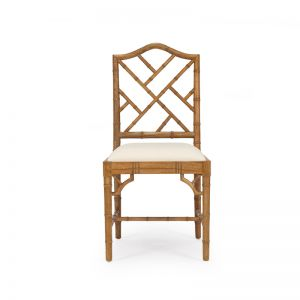Chippendale Dining Chair | Weathered Oak