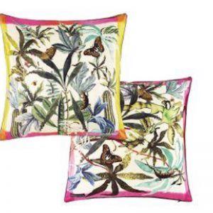 Christian Lacroix Fridas Garden Grenade Cushion
