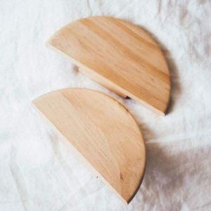 Circa Pine Handles | Pair