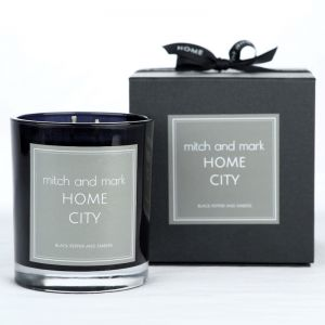 CITY Essential Oil Candle | Limited Edition | Personally signed by Mitch and Mark