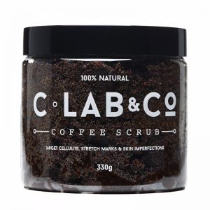Clab & Co Coffee Scrub | 330g