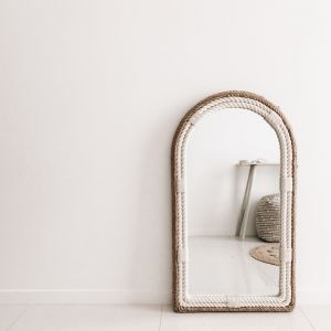 Classic Arch Rope Mirror