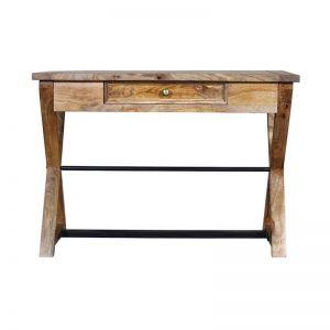 Classic Modern Office Desk   1 Drawer