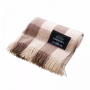 Classic | Recycled Wool Scottish Tartan Blanket