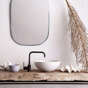 Clay 340 Dish Hand Basin by Robert Gordon Australia | Coast