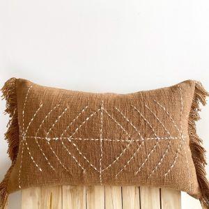 Clay Lumbar Cushion   By Aztec House