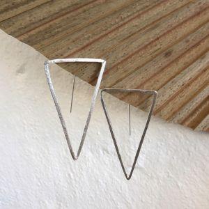Clea Earrings Silver