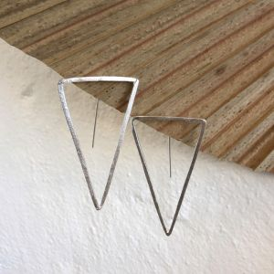 Clea Earrings Silver l Pre Order