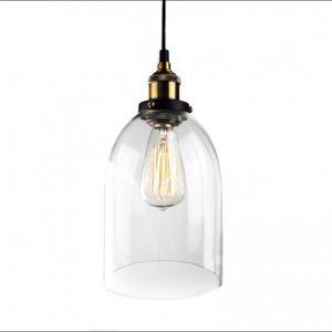 Clear Glass Cloche Filament Pendant Light | PRE-ORDER