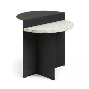 Cleary Terrazzo Side Table