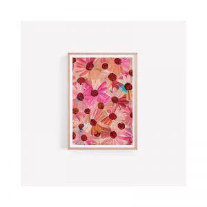 Cleo Wild Daisy | Fine Art Print Unframed