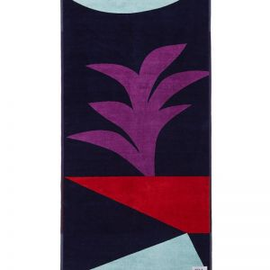 Cliff | Beach Towel by Dahla