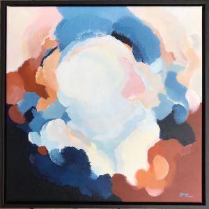 Clouds At Dusk 13 | Original Artwork | by Lauren Danger