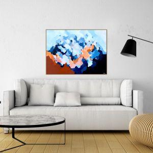 Clouds At Dusk 14 | Original artwork by Lauren Danger