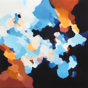 Clouds At Dusk 2 | Limited edition print by Lauren Danger