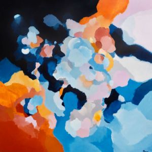 Clouds At Dusk | Limited Edition Print | By Lauren Danger