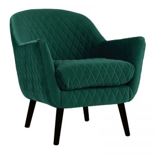 Club Chair | Velvet | Ivy Green