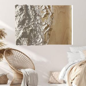 Coastal Cliff Wall | Art Sculpture