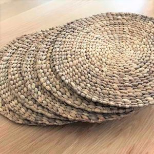 Cocina Set of 6 Handwoven Placemats