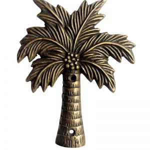 Coconut Palm Plaque | Pineapple Traders