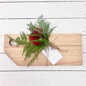Collie Serving Platter | Various Timbers
