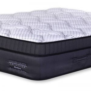 Comfort Sleep Penthouse Plush Mattress - Luxury Hotel Collection