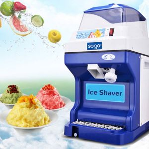 Commercial Ice Shaver Slicer 180KG/h