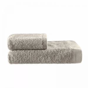 Como Cotton Towels by KAS Australia | Natural