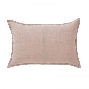 Como Lumbar Cushion | Blush