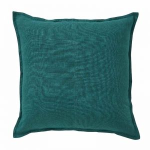 Como Square Cushion | Teal