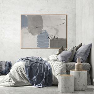 Concrete Decision II | Canvas Art Print
