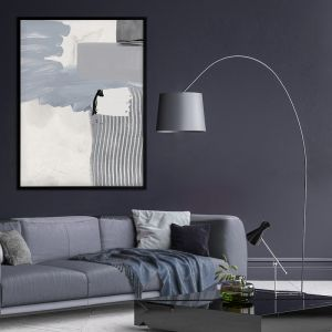 Concrete Decision III | Canvas Art Print