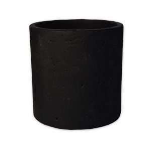 Concrete Pot | Black or Natural | By Zakkia