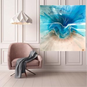 Coogee vibes | Marie Antuanelle | Canvas Print