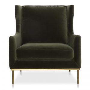Cooper Velvet Armchair | freedom