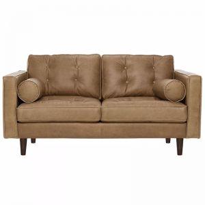 Copenhagen 2.5 Seat Leather Sofa | freedom