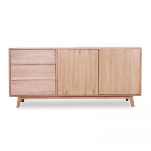 Copenhagen | Solid European Oak | 165cm | Sideboard Buffet