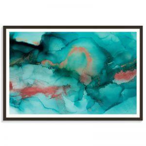 Coral Garden | Martine Vanderspuy | Canvas or Print by Artist Lane