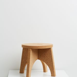 Cork Plant Stand   Capra Designs