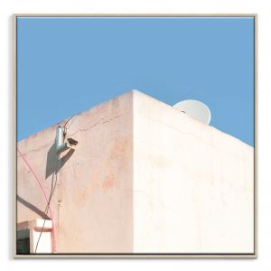 Corner | Canvas or Print by Artist Lane