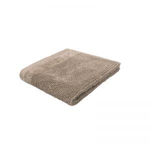 Costa Cotton Face Washer | 33x33cm | Mocha