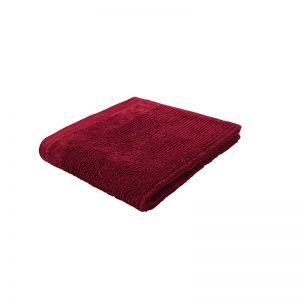 Costa Cotton Face Washer | 33x33cm | Raspberry