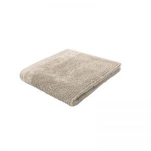 Costa Cotton Face Washer | 33x33cm | Stone