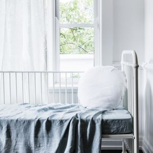 Cot Sheet Set | Sea Mist