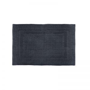 Cotton Deluxe Bath Mat | 50x80cm | Ink