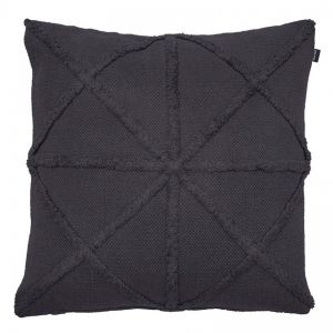 Cotton Textured Decorative Cushion | Jamie Durie By Ardor