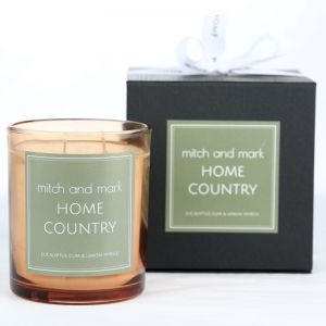 COUNTRY Essential Oil Candle | Limited Edition | Personally signed by Mitch and Mark