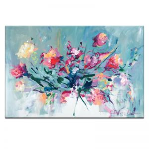 Courage to Bloom | Amira Rahim | Canvas or Print by Artist Lane