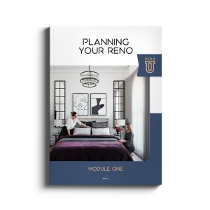 Planning Your Reno